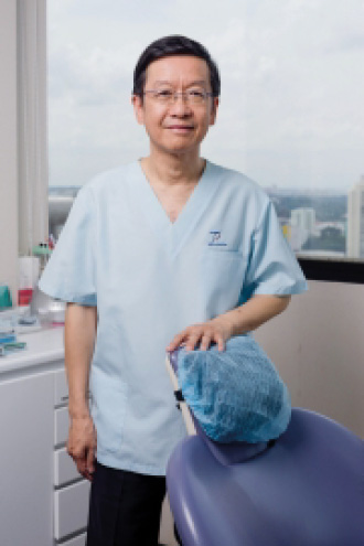 Dr Dominic W H, Leung - TP Dental