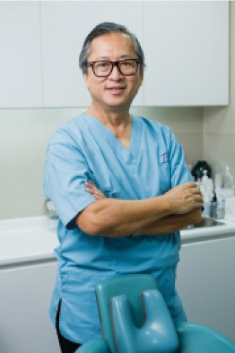 Dr Hong Sai, Loh - TP Dental