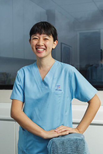 Dr Sandra, Chu - TP Dental