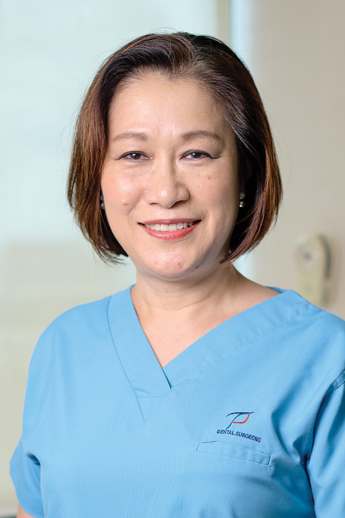 Dr Angeline, Ang - TP Dental