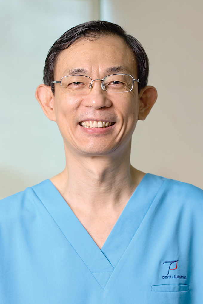 Dr Kim Fee, Cheah - TP Dental