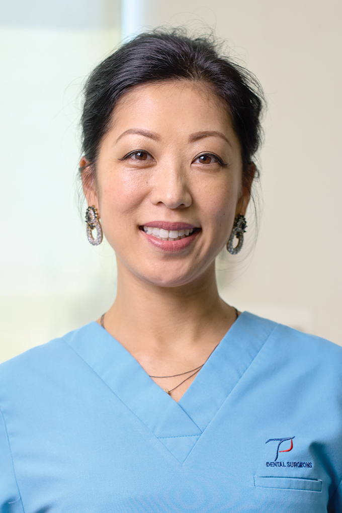 Dr Yvonne, Yap - TP Dental