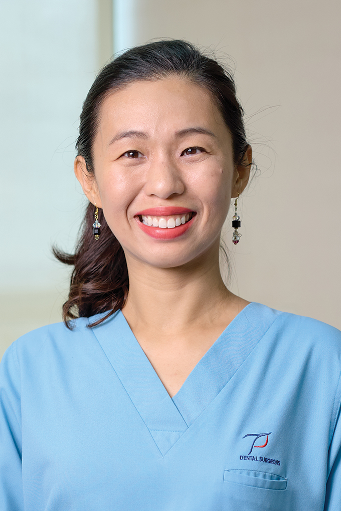Dr Sylvia S. W., Tan - TP Dental