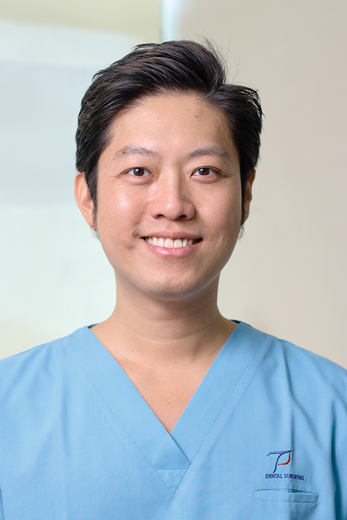 Dr Terry, Teo of TP Dental Clinic