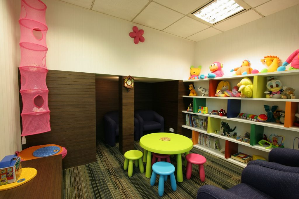 TP Dental - Kid's Playroom