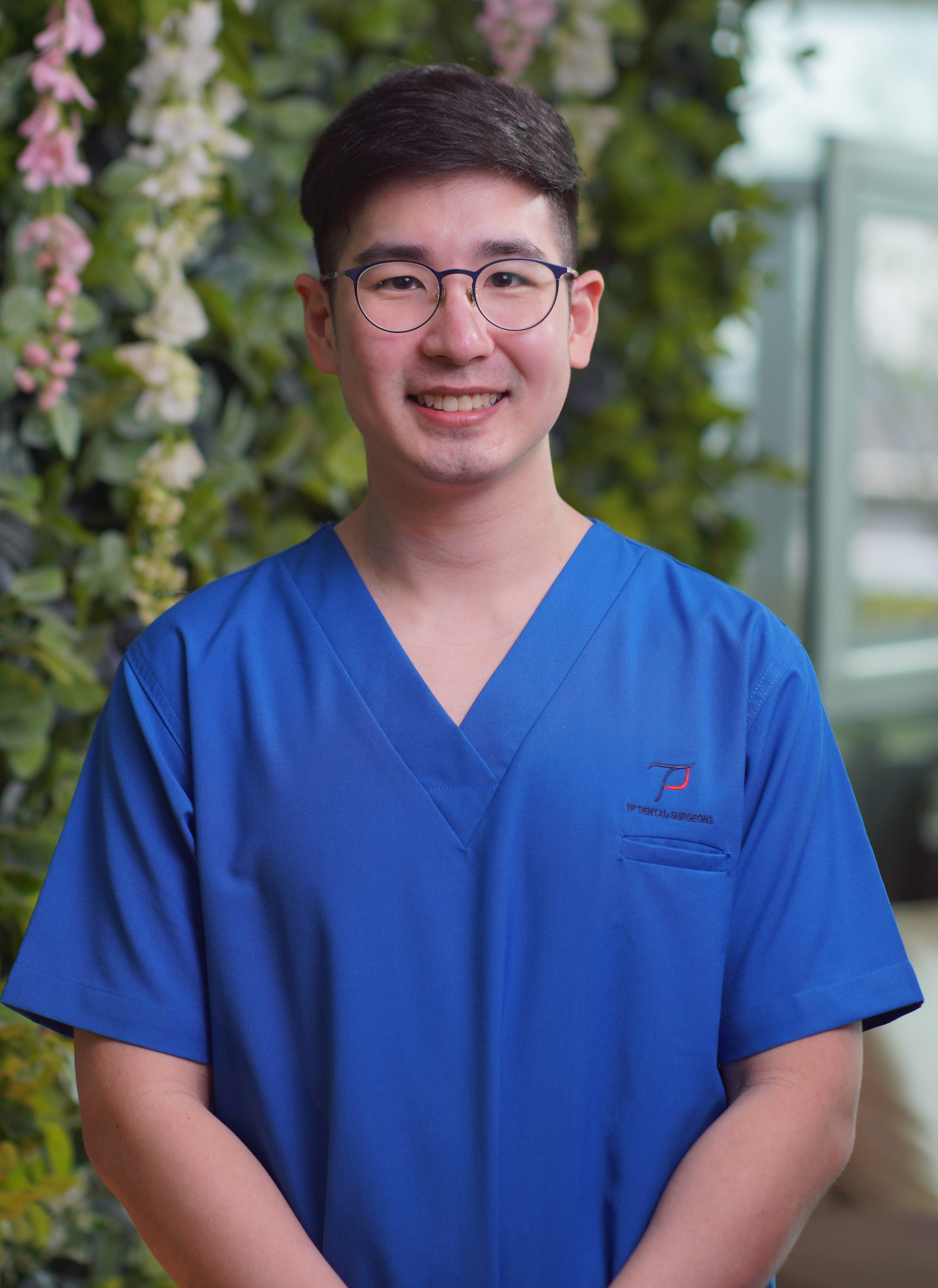 Dr Christopher OW Tjin-Xin of TP Dental Clinic