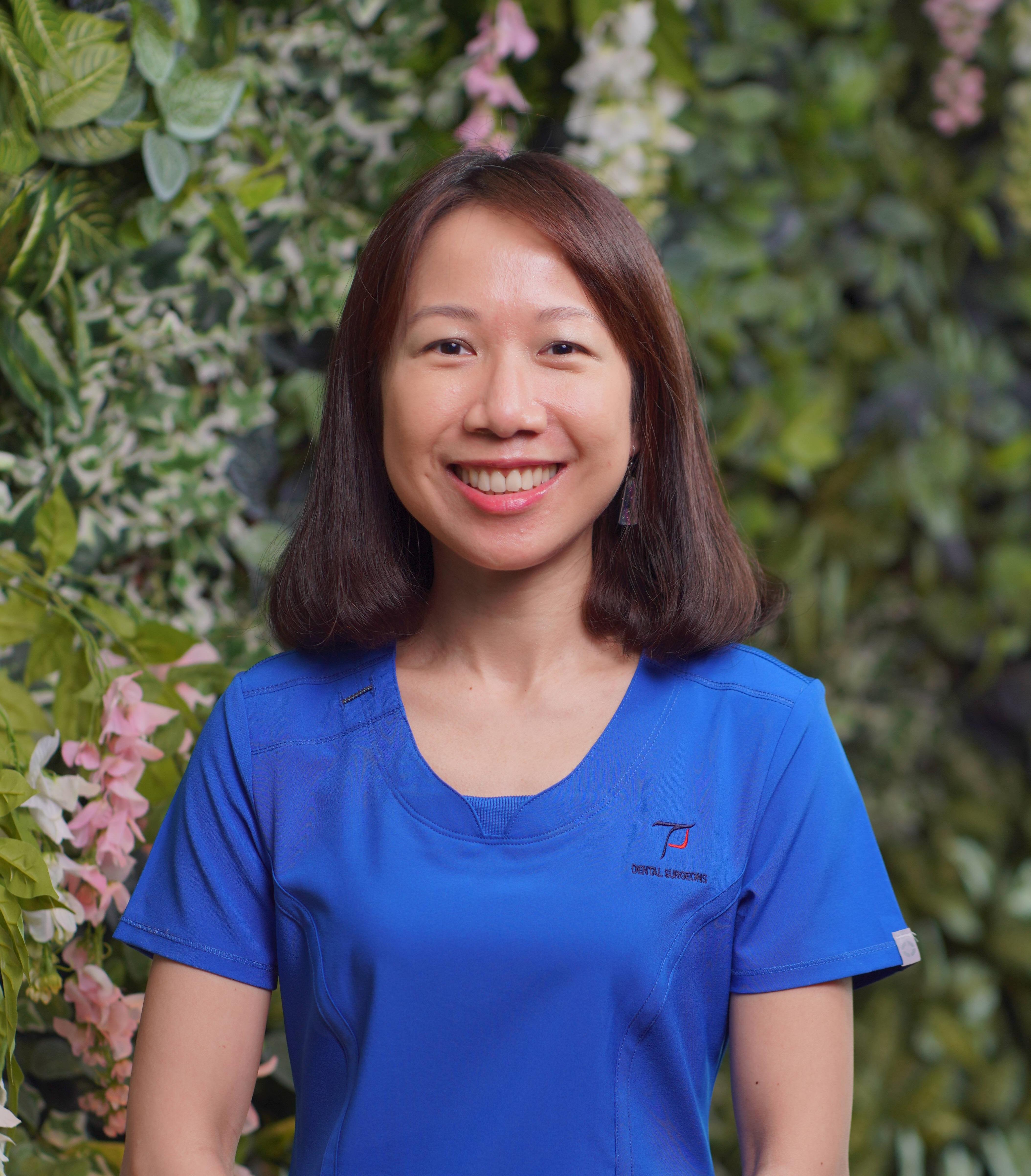 Dr Dephne LEONG of TP Dental Clinic