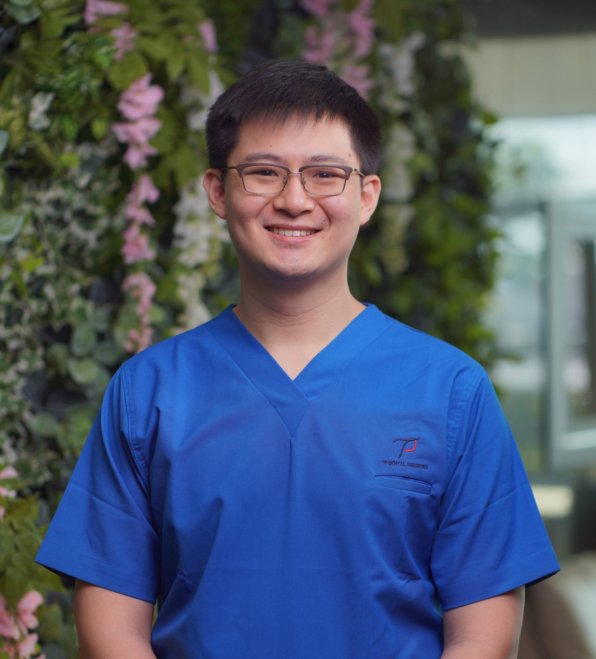 Dr James Joseph B. Z. TAN of TP Dental Clinic